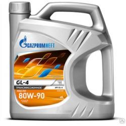 Масло Газпромнефть GL-4 80W90 (4л)